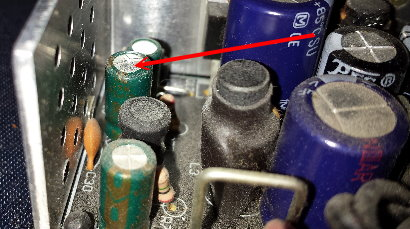 Station drivers comment changer un condensateur for Comment verifier un condensateur